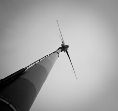 today (FUNokay!) Tags: uk project photo gloucestershire 365 windturbine project36612010