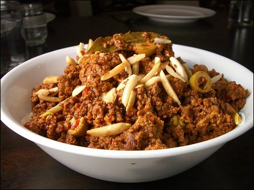 Picadillo bowl