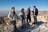 Julia, Lydia, Abe, Ali, Mount Nebo