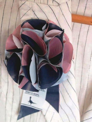 8. Plastic Bags 'Jack Wills' rosette