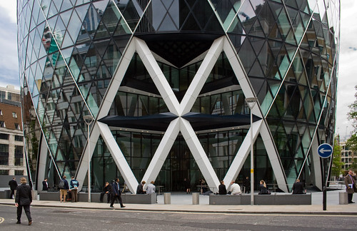 30 St. Mary Axe, London, United Kingdom, by jmhdezhdez