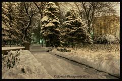 In between (wildwest_doc) Tags: winter snow canon raw ukraine crimea hdr simferopol photomatix csmu ef1740l 5xp hdraward