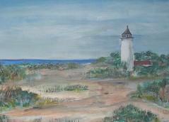 (1022 Sea Shell Ave) Tags: art beach acrylic fineart nautical watercolorartprints