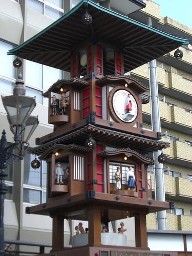 からくり時計/Marionette Clock