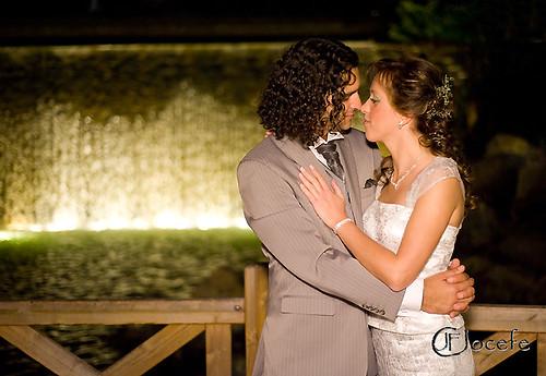 Momentos de una boda: encuentro