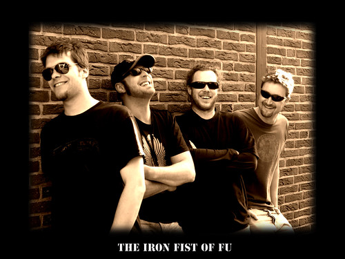 The Iron Fist Of Fu