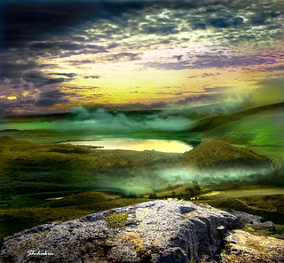 Icelandic landscape #18