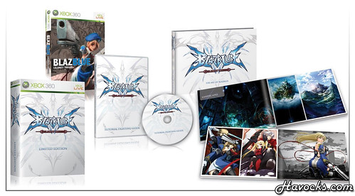 Blazblue (limited)