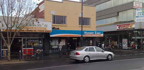 Hungry Zak's in Frankston