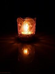 Flickering Flame (Rick & Bart) Tags: reflection candle flame candlelight rogerwaters smrgsbord kaars reflectie vlam kaarslicht flickeringflame botg rickbart thebestofday gnneniyisi rickvink truecolourscaf