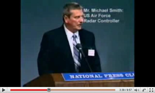 Michale Smith US Air Force Radar Controller