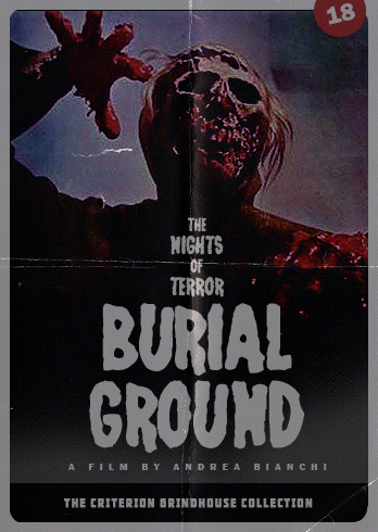 Criterion Grindhouse #18: Burial Ground