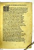 Page of text from Homerus: Iliados epitome (the Ilias Latina)