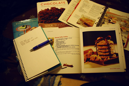 {43:365} what shall I bake him????