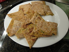 Potato-Stuffed Parathas