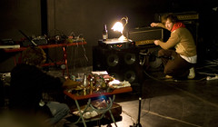 Usurper at The Roxy, 12/02/10 (dannysquid) Tags: music edinburgh experimental gig noise avant theroxy usurper gianttank weirdassnoise