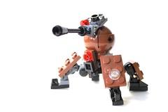 Tekka Croe's A-DSD (The Sargeant of Randomness (no longer active)) Tags: star commerce republic lego cis wars guild droid commando