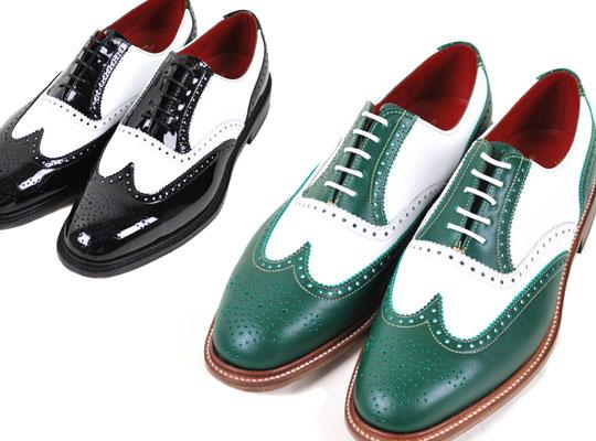 Wacko Maria 'Wingtip Shoes' by Alfred Sargent