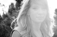 (Nicole Parks) Tags: film 35mmfilm canonae1 magichour shootingintothesun kodakiso200 caseypowers aintalwayssobad