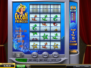 Ocean Princess slot game online review