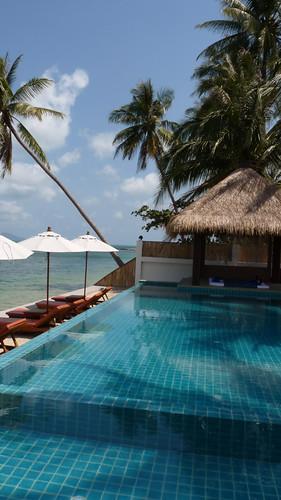 Koh Samui Mimosa Resort-Pool コサムイ ミモザリゾート10