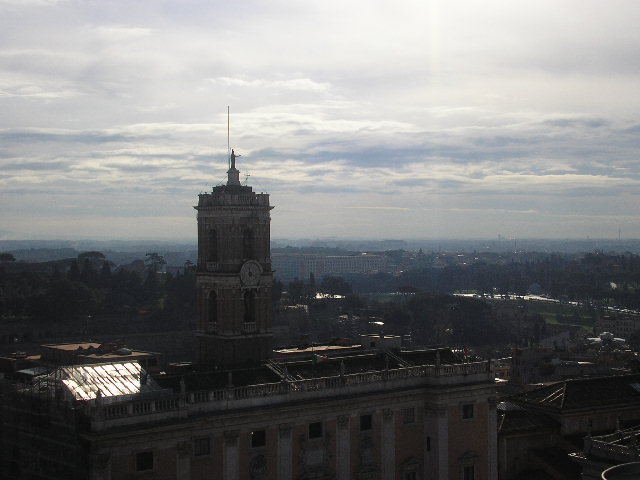 Roma city View by LisbonVisitor