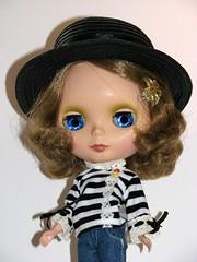 Greta the gondolier?