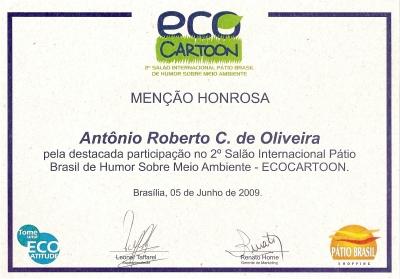Menção Honrosa 2009 II