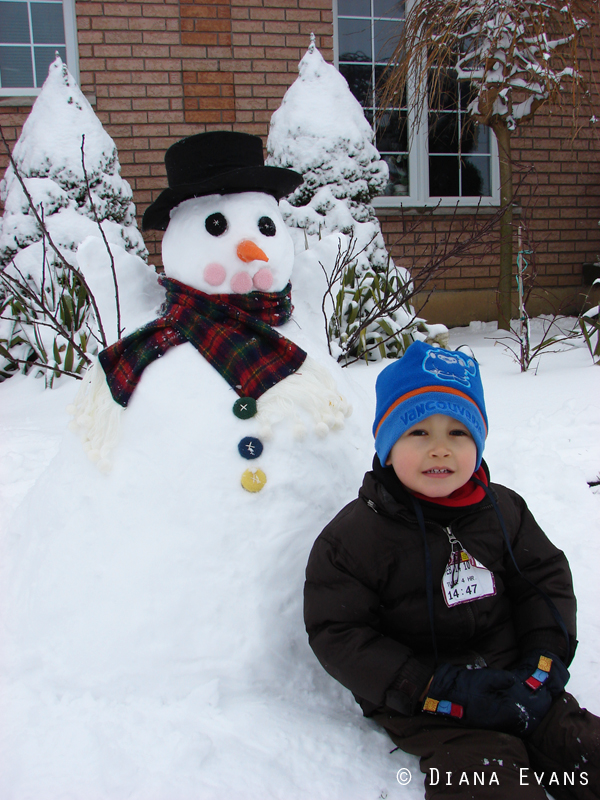 February 23 2010 - snowman day 012