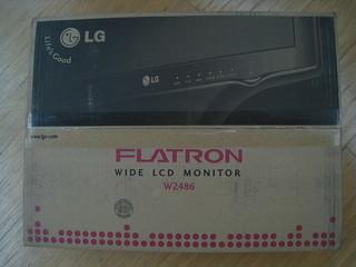 LG Monitor W2486