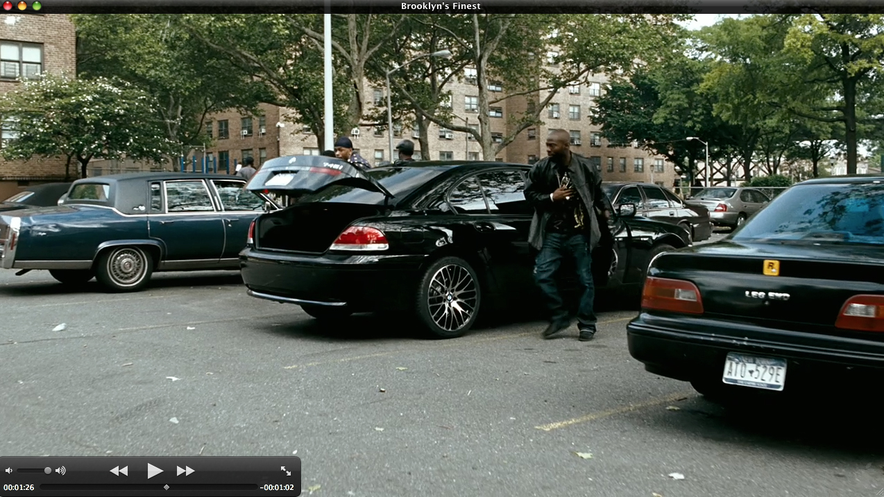 My car used as prop on new movie brooklyn s finest archive bimmerfest bmw forums