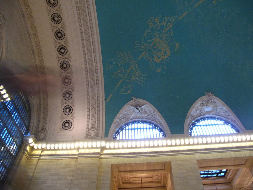 Grand Central Terminal, interior
