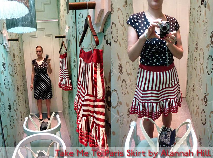 I ♥ this skirt! 220/365