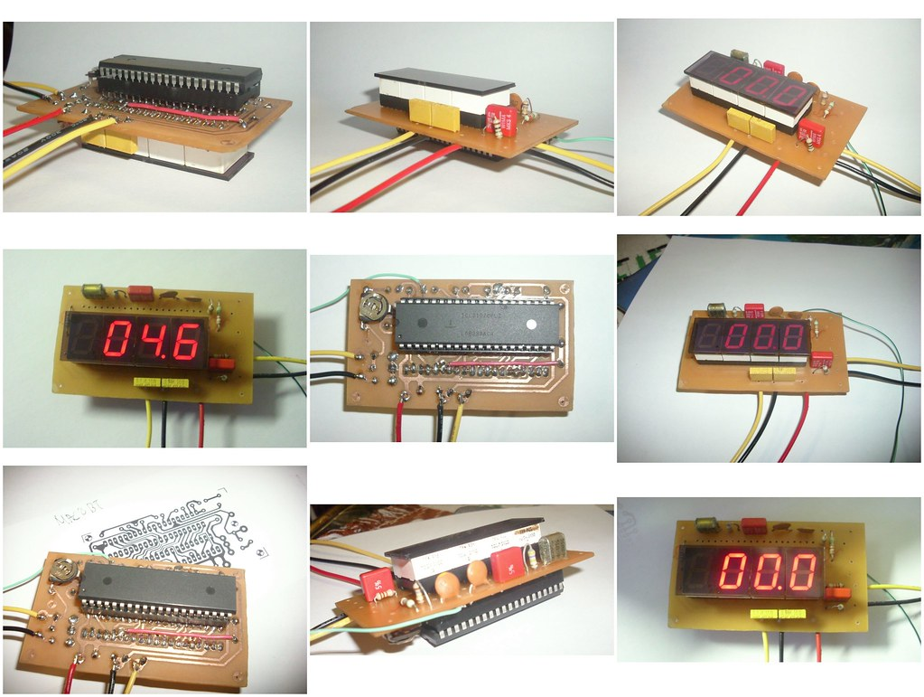 The Worlds Best Photos Of Icl7107 Flickr Hive Mind Digital Led Voltmeter Electronics Circuit Picture Hd Walls 3x3 Macobt Tags