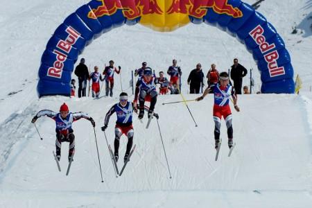 Red Bull Nordix poprvé v Česku - na Božím Daru!