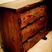 58/365: Dumpster Dive Dresser