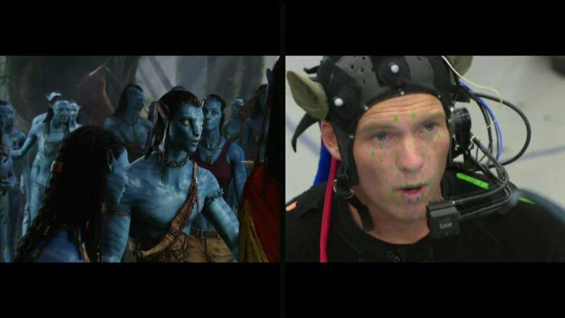 4401212105 a4cb43908d o d Making of AVATAR Using Advance Motion Capture Technology