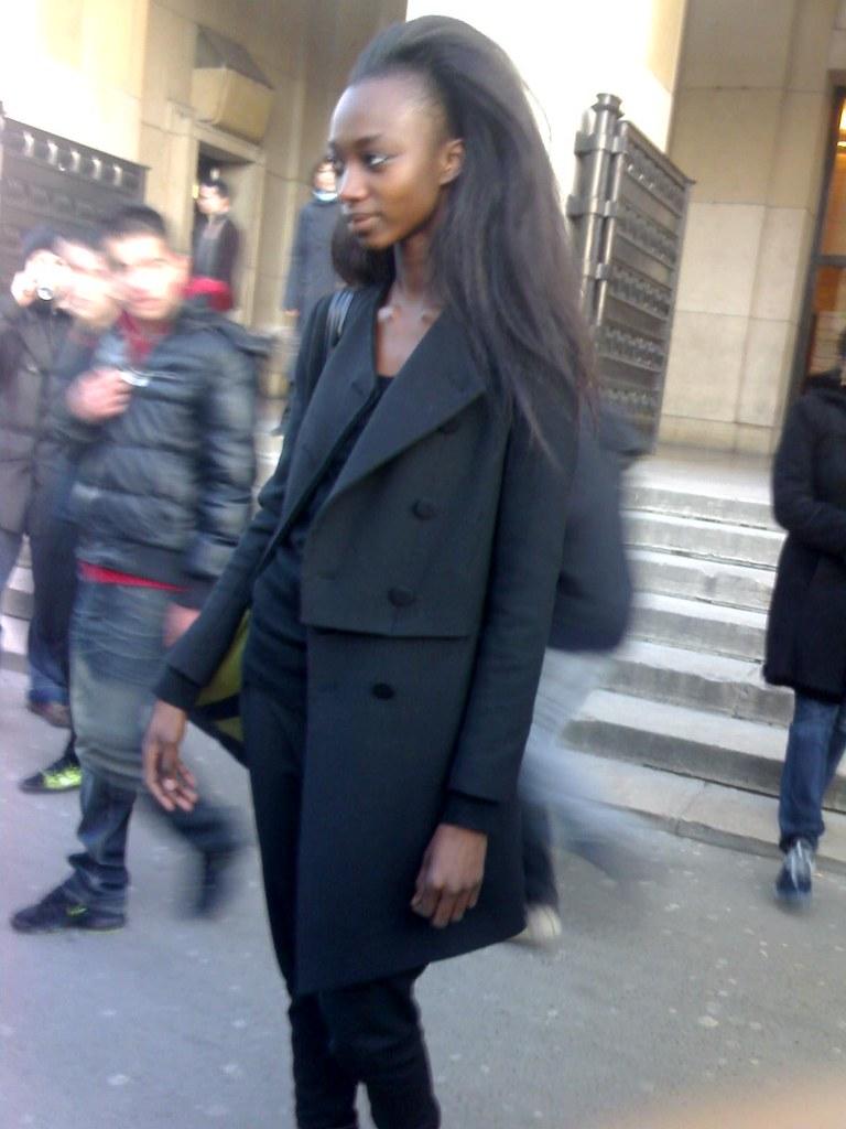 Paris Fashion Week: Outside Rick Owens Fall/10
