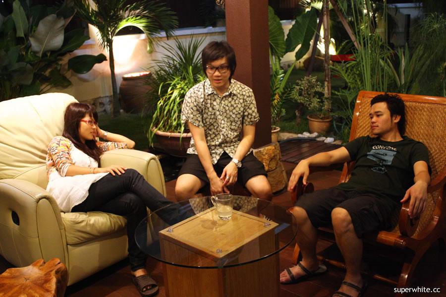 BBQ @ Yuen Kin's House