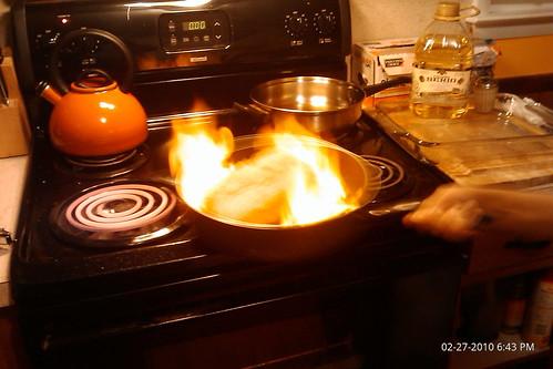 Beef Brisket Flambe0001