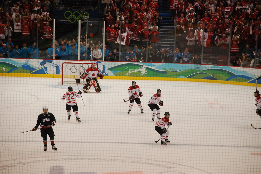 Gold Medal Womens Game