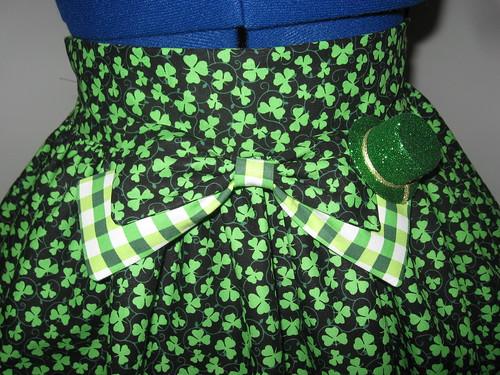 St Patricks Day Skirt 003
