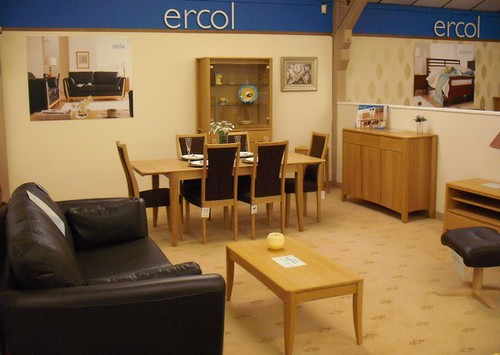 Hi-Sell Direct St Ives Studio - Artisan and Isola display
