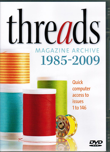 Threads Magazine Archive 1985 to 2009
