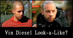 Vin Diesel Look-a-like? (MSVG) Tags: celebrity look michael diesel like vin gil likes alike lookalike lookalikes deisel