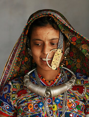 Gujarat - Kutch (jmboyer) Tags: voyage travel portrait people woman india tourism colors girl face rural portraits canon photography photo eyes asia flickr colours village faces photos expression couleurs indian femme traditional culture tribal viajes tribes planet lonely asie tradition tribe monde ethnic minority couleur tribo islamic gujarat tourisme visage inde reportage nationalgeographic tribu kutch bhuj  minorities travelphotography greatrannofkutch googleimage go darck indiatourism colorsofindia tribus incredibleindia lurvely indedunord hodka img3315 indedusud canonfrance earthasia artofimages jmboyer northemindia stunningphotogpin