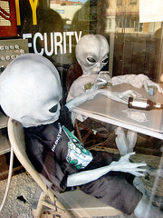 drunken aliens in roswell