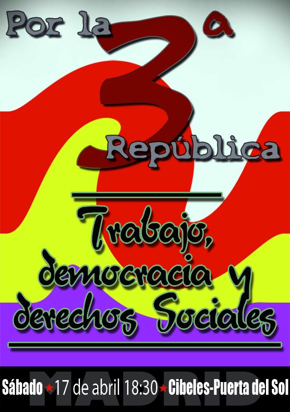 Contra la crisis capitalista, por la III República 4432443240_5889a0378f_o