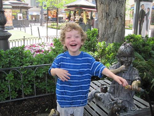 Jack laughing 1