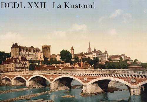 DCDL XXII | La Kustom!